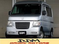 新潟県の中古車ならバモスホビオ L 4WD 5速マニュアル