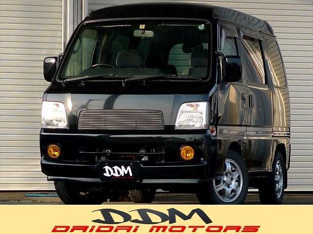 スバル ディアスワゴン スーパーチャージャー 4WD オートマ エ...