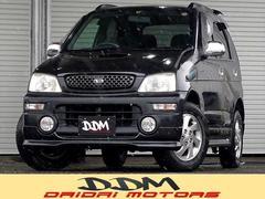 新潟県の中古車ならテリオスキッド エアロダウン 4WD ターボ タイミングベルト交換済み