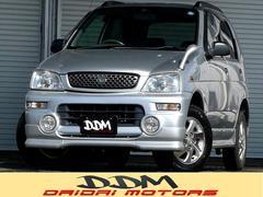 新潟県の中古車ならテリオスキッド CL カスタム 4WD 5速マニュアル車 キーレス アルミ