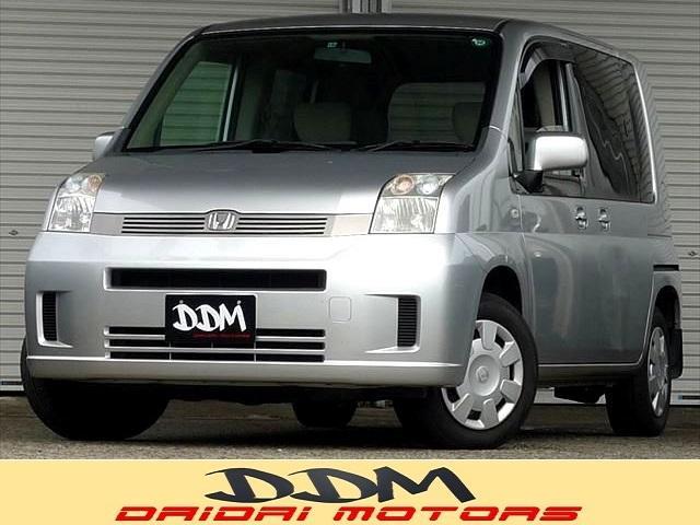 ホンダ W 4WD サイドリフトアップシート車