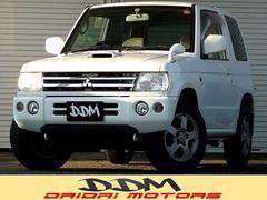 パジェロミニVR 4WD タイベル交換済