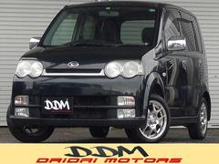 ムーヴカスタム X 4WD 社外AW オートエアコン