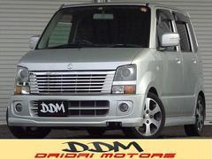ワゴンRRR−Sリミテッド 4WD ターボ