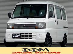ミニキャブバンCD 4WD オートマ