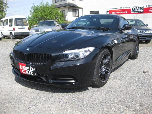 BMW Z4 sDrive35i 革シート HDDナビ ETC (...