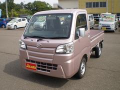 新潟県の中古車ならハイゼットトラック スタンダード 3方開 4WD エアコンパワステ