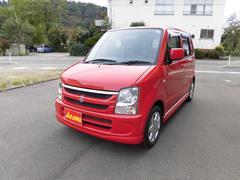 新潟県の中古車ならワゴンR FX−Sリミテッド 4WD シートヒーター ベンチシート