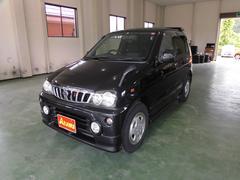 新潟県の中古車ならテリオスキッド カスタムL 4WD