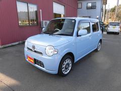 新潟県の中古車ならミラココア ココアX 4WD CVT
