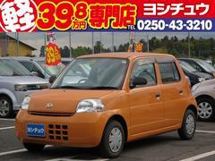 新潟県の中古車ならエッセ Dセレクション CD Wエアバッグ 走行1万Km