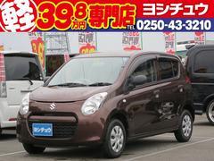 新潟県の中古車ならアルト F ETC キーレス サブウーハー ABS CD