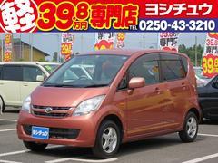 新潟県の中古車ならムーヴ L アルミホイール 電格ミラー CD