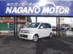 新潟の中古車 三菱 eKワゴン 車両価格 26万円 リ済別 平成18年 6.1万K ホワイトパール W13