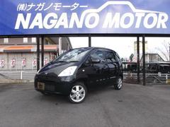 新潟の中古車 スズキ MRワゴン 車両価格 10万円 リ済別 平成15年 13.8万K ブルーイッシュブラックパール3