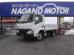 新潟の中古車 トヨタ ダイナトラック 車両価格 220万円 リ済別 平成27年 1.8万K ホワイト