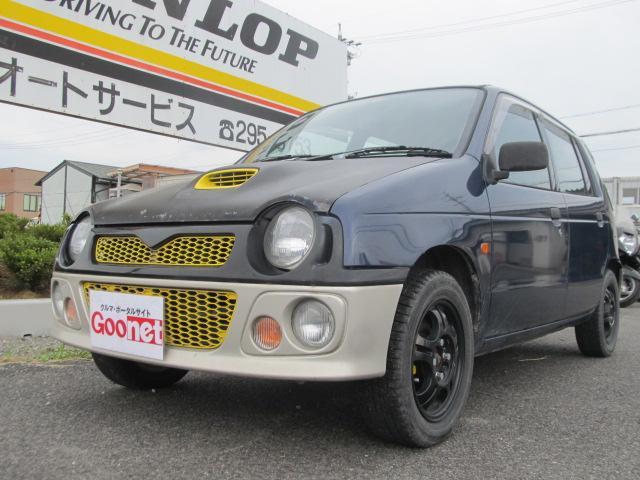 スズキ ワークススタイル 4WDターボ 5速MT