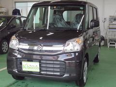新潟県の中古車ならスペーシア Gリミテッド 届出済未使用車 ESP