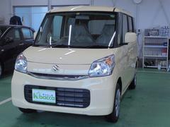 新潟県の中古車ならスペーシア G 届出済未使用車 オーディオレス