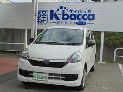 新潟県の中古車ならプレオプラス FA 4WD 届出済済未使用車