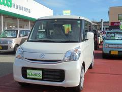新潟県の中古車ならスペーシア G 届出済未使用車 Sエネチャージ スマートキー