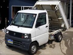 クリッパートラックダンプ 4WD オートマ