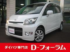 新潟県の中古車ならムーヴ カスタムXCエディション CD HID スマートキー