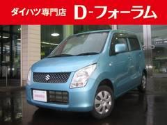 新潟県の中古車ならワゴンR FX4WD HDDナビ フルセグTV ETC キーレス