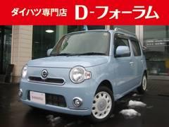 新潟県の中古車ならミラココア ココアプラスXスペシャルコーデ フルセグナビ