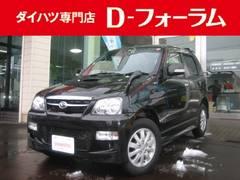 新潟県の中古車ならテリオスキッド カスタムX 4WDターボ キーフリー ABS