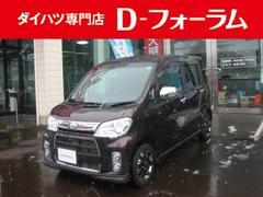 新潟県の中古車ならタントエグゼ カスタムG フルセグHDDナビ Bカメラ ロクサーニアルミ