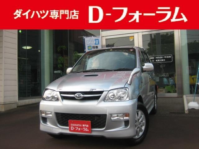 ダイハツ カスタムL 4WD ターボ ABS ETC