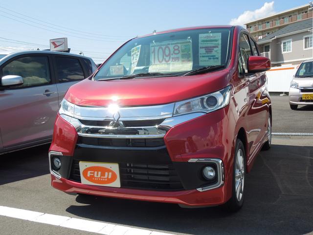 ekカスタム(三菱)M 中古車画像