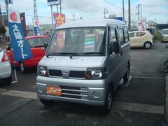 新潟県の中古車ならクリッパーバン DX 4WD