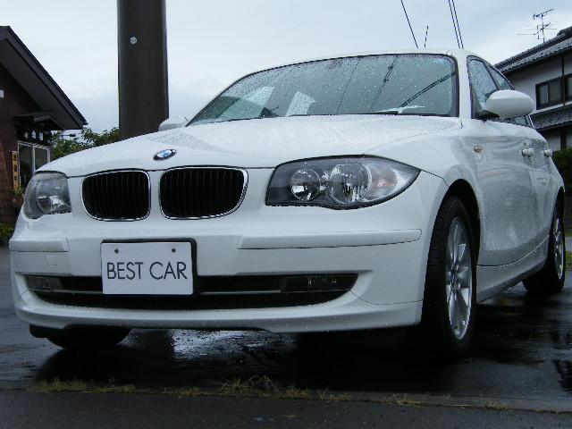 BMW 1シリーズ 116i ディーラー車 右ハンドル ETC車載...