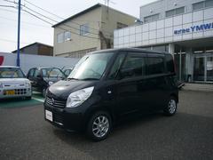新潟県の中古車ならルークス E  タイヤ新品