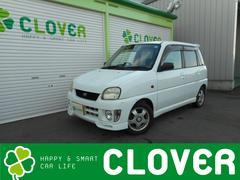 新潟県の中古車ならプレオ LS 4WD スーパーチャージャー iCVT 純正エアロ