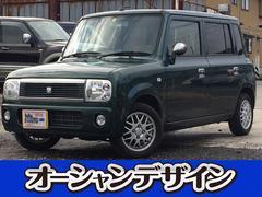 新潟県の中古車ならアルトラパン モード 4WD アルミ