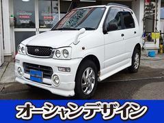 新潟県の中古車ならテリオスキッド CL 4WD CD フルフラット
