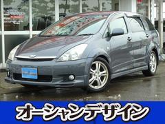 新潟県の中古車ならウィッシュ Z DVDナビ 地デジ ETC