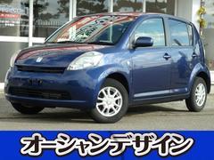 新潟県の中古車ならパッソ X  メモリーナビ アルミ