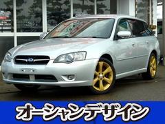 新潟県の中古車ならレガシィツーリングワゴン 2.0i 4WD DVDナビ CD