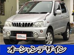 テリオスキッドCL 4WD  キーレス CD