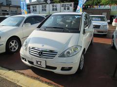 新潟県の中古車ならM・ベンツ A170 エレガンス