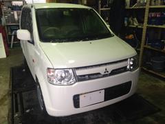 新潟の中古車 三菱 eKワゴン 車両価格 38万円 リ済別 平成19年 4.9万K ホワイト