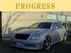 新潟県の中古車ならクラウン ロイヤルサルーン アスリート仕様 車高調 モニター