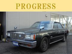 新潟県の中古車ならクラウン ディーゼル カスタムエディション