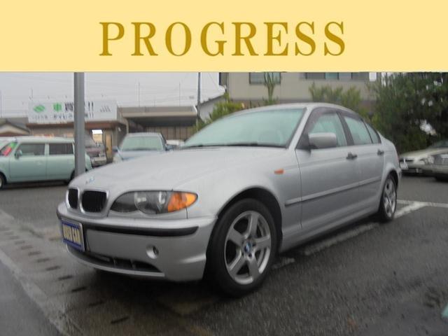 BMW 3シリーズ 318i 後期型 DVDナビ ETC (検31.6)