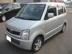 新潟の中古車 マツダ AZワゴン 車両価格 36万円 リ済別 平成17年 6.4万K シルバー