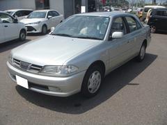 新潟の中古車 トヨタ カリーナ 車両価格 20万円 リ済別 平成11年 8.5万K シルバー